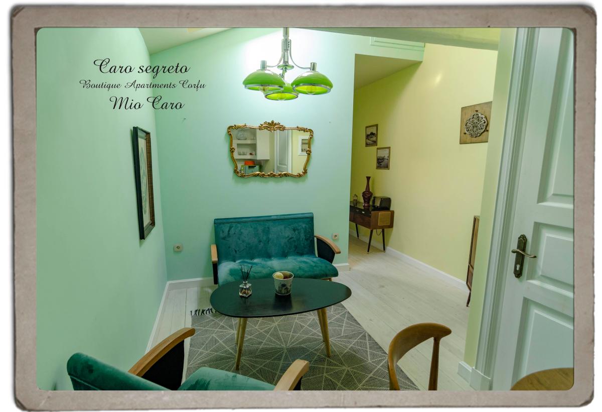 Mio Caro Corfu - boutique apartment 2020 (2)