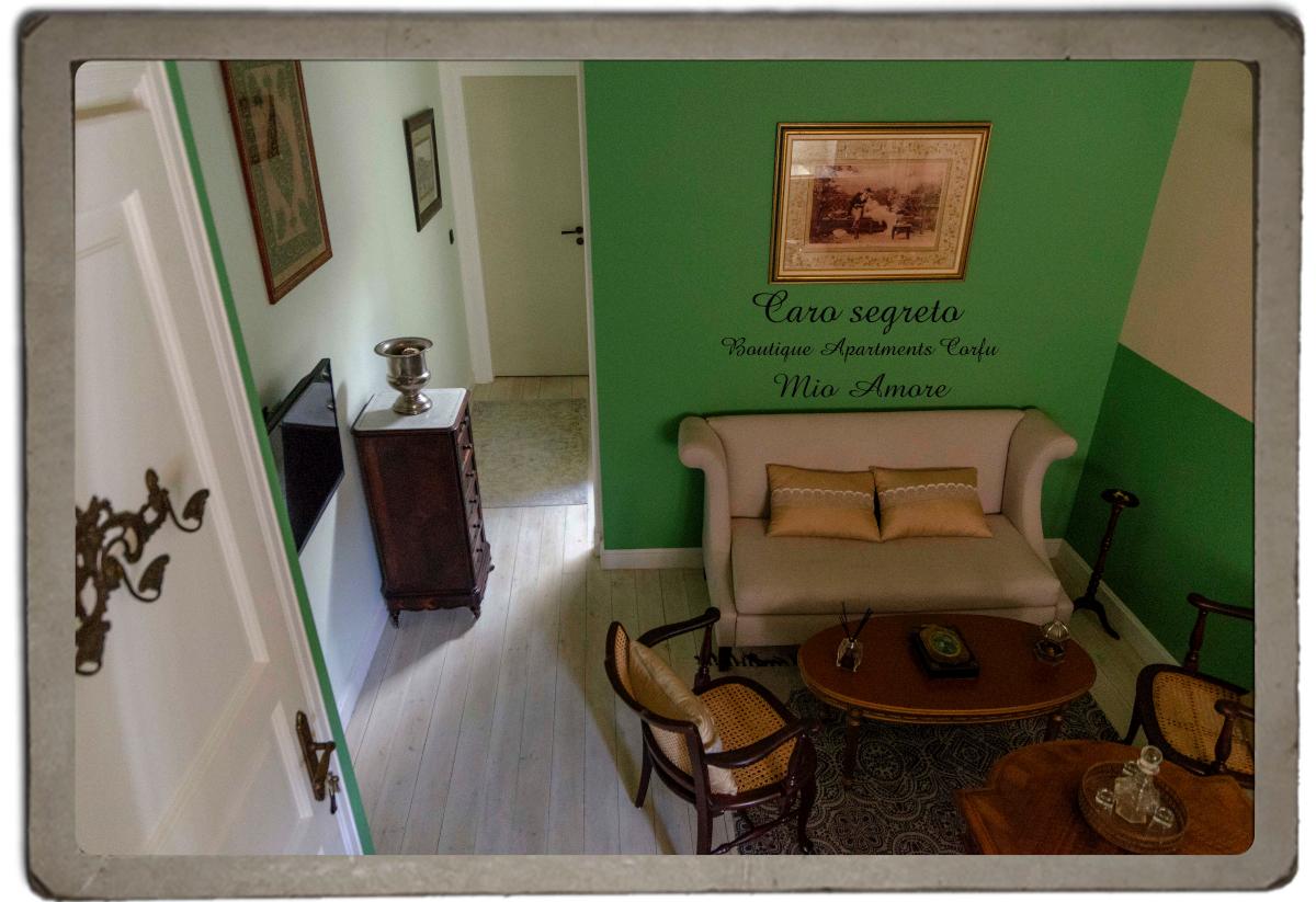 Caro Segreto Corfu - Mio Amore (B03c)