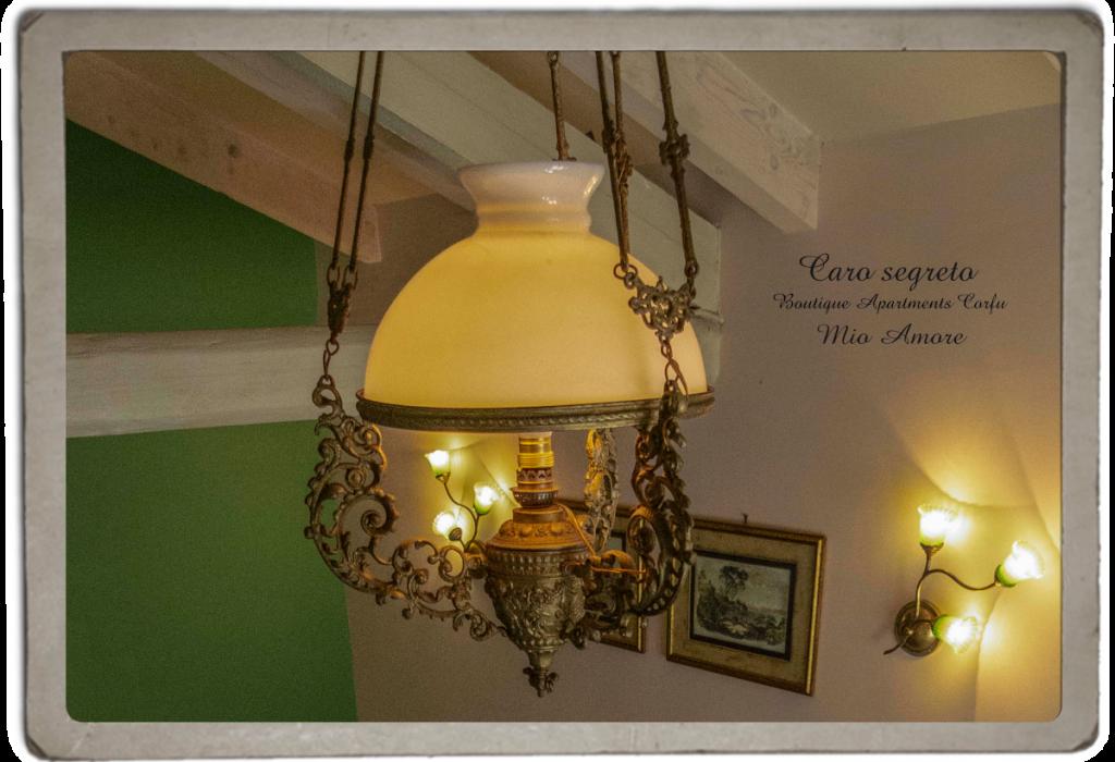 Caro Segreto Corfu - Mio Amore (B05)