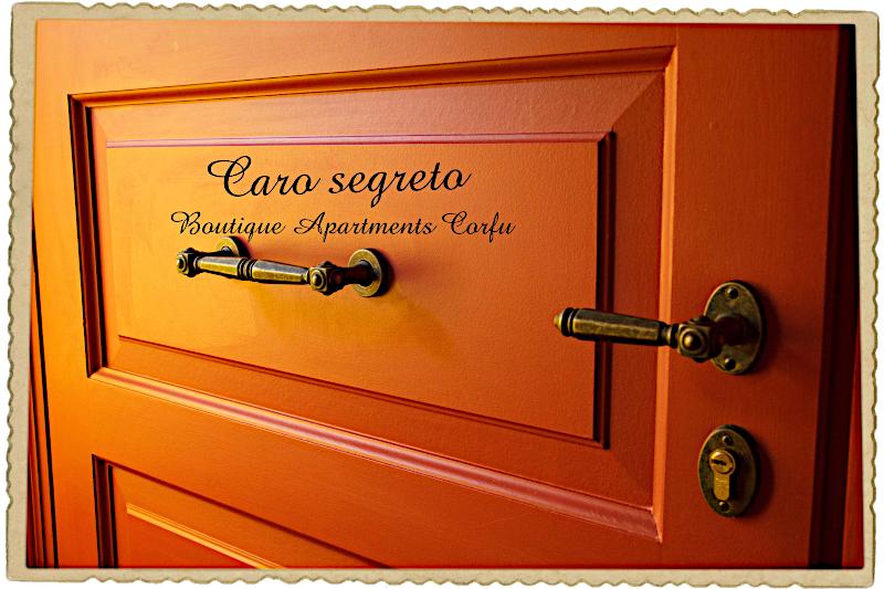 Welcome to Caro Segreto Corfu